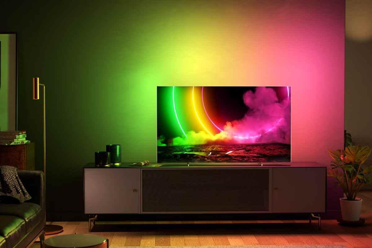 Philips, ilk Mini LED TV modellerini piyasaya sürdü