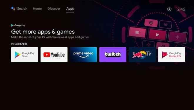 Android TV, arayüzünü Google TV'ye benzeyecek şekilde yeniledi