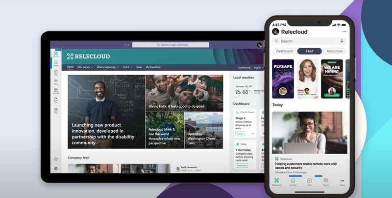 Microsoft uzaktan çalışmanın geleceği için Viva adlı yeni platformunu tanıttı