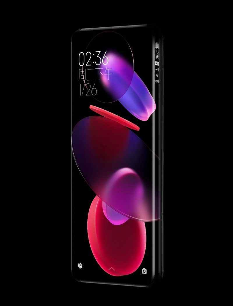 Xiaomi, bağlantı noktaları bulunmayan konsept bir akıllı telefon modeli tasarladı