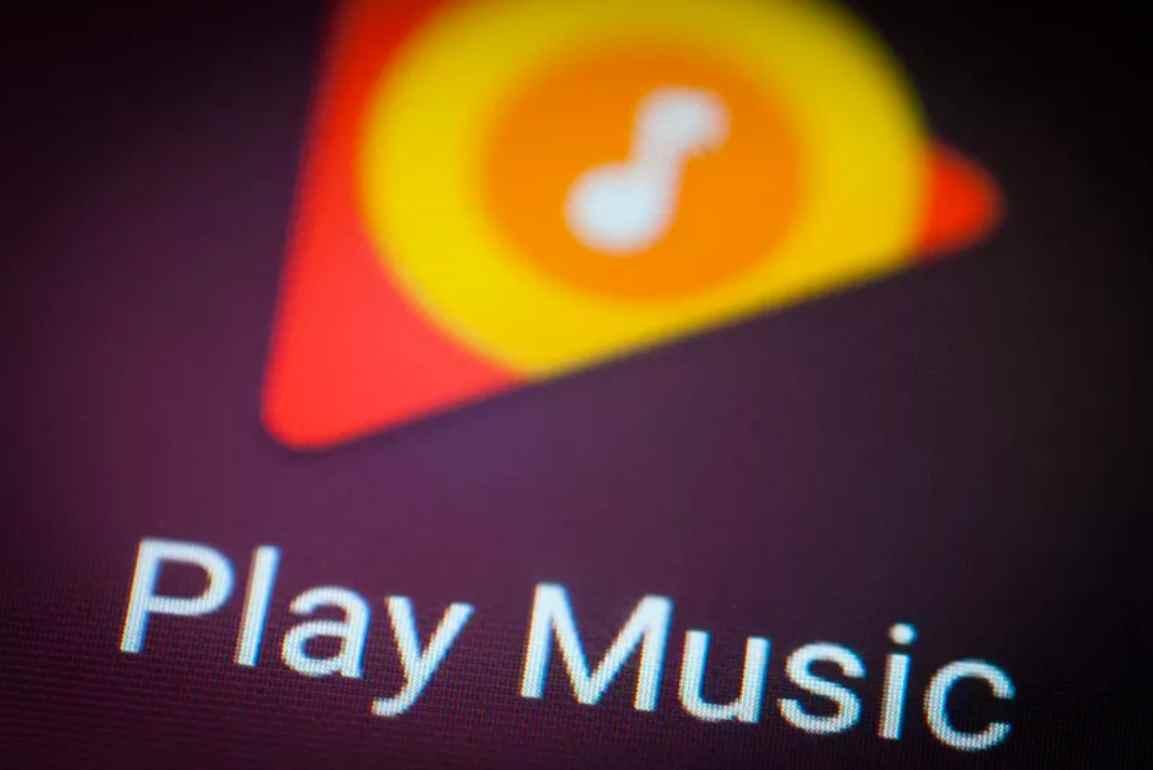 Google Play Müzik, Android Auto için devre dışı bırakılacak