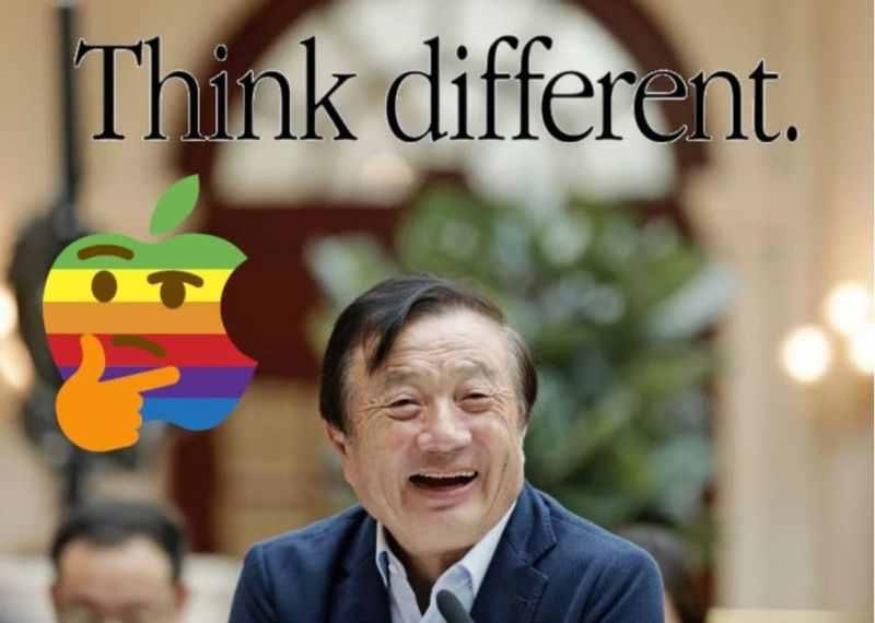 Huawei kurucusu, iPhone 12'nin dünyanın en iyi telefonu olduğunu söylüyor