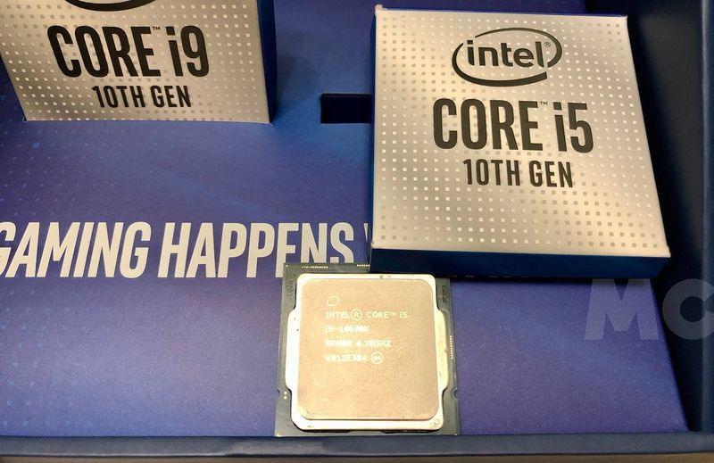 Intel, AMD ile rekabet edebilmek için Core 10'un fiyatını düşürdü