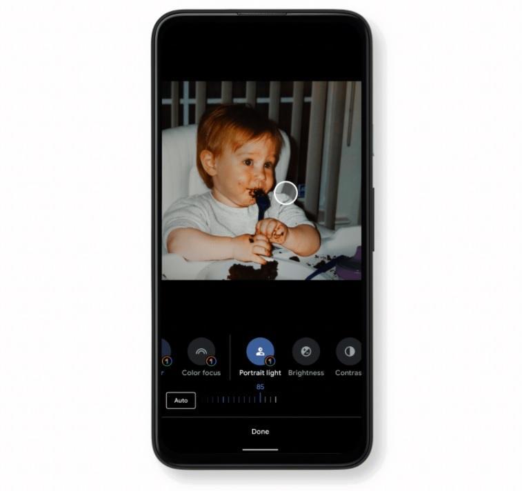 Google Fotoğraflar, Google One aboneleri için yeni düzenleme özellikleri alıyor