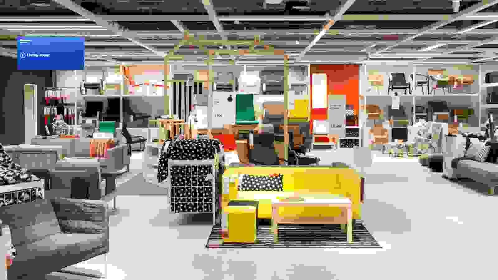 Amazon, artırılmış gerçeklik kullanarak mobilya satarak IKEA ile rekabet etmek istiyor