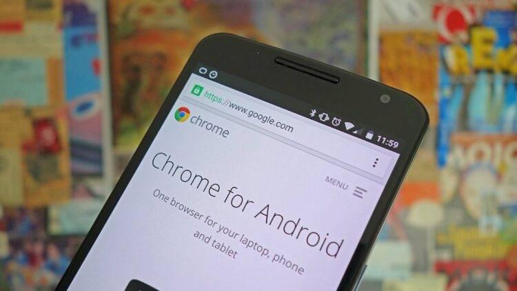 Chrome Android uygulamasında güvenlik kontrolü nasıl yapılır?