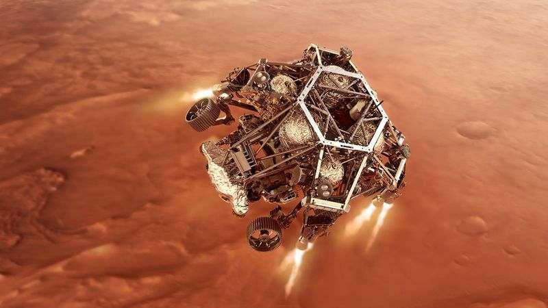 NASA'nın Perseverance rover'ı eski bir cep telefonundan daha az işlem gücüne sahip