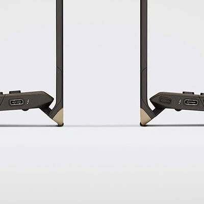 VAIO Z, 3D kalıplanmış karbon fiber gövdeyle geri döner.