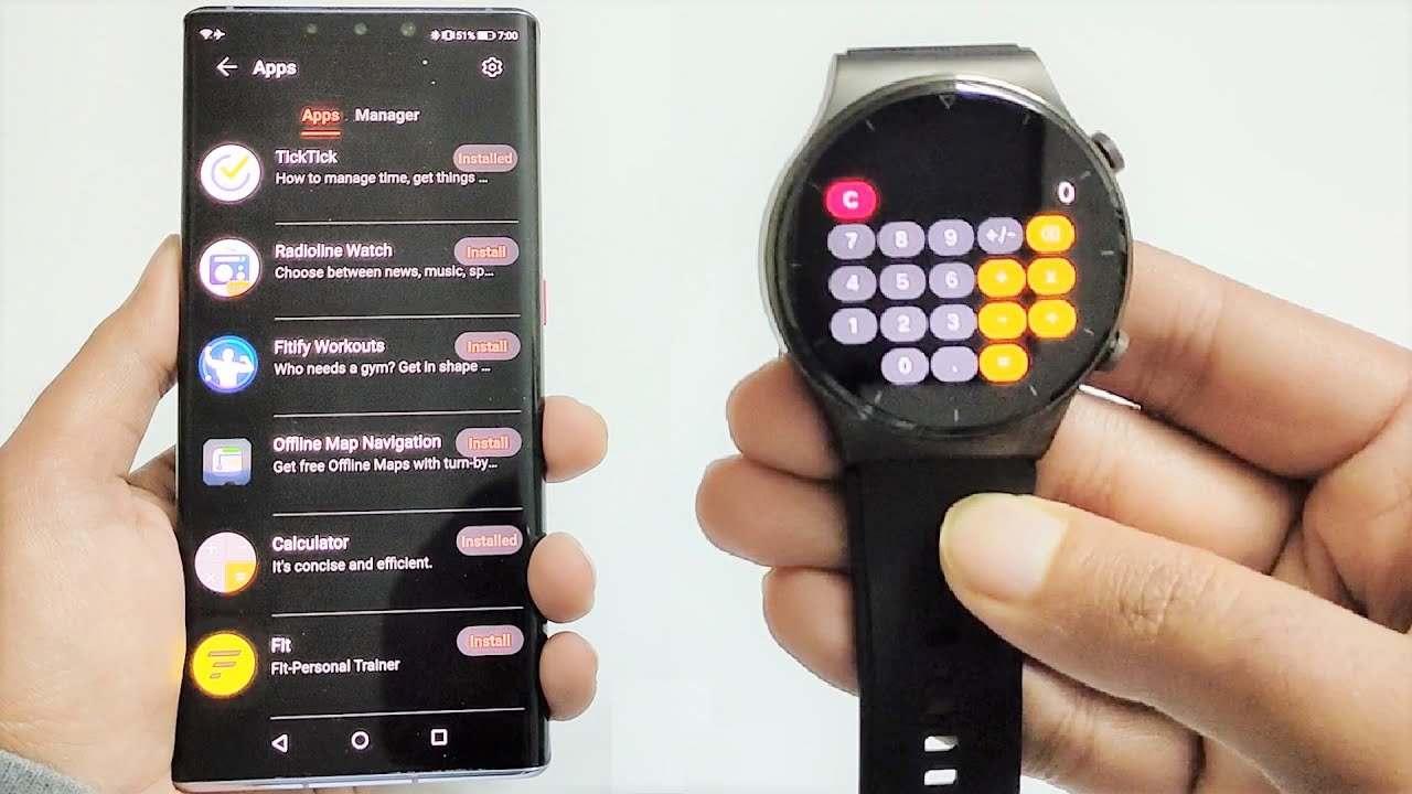 Huawei giyilebilir cihazlarda üçüncü taraf uygulamaları destekleyecek