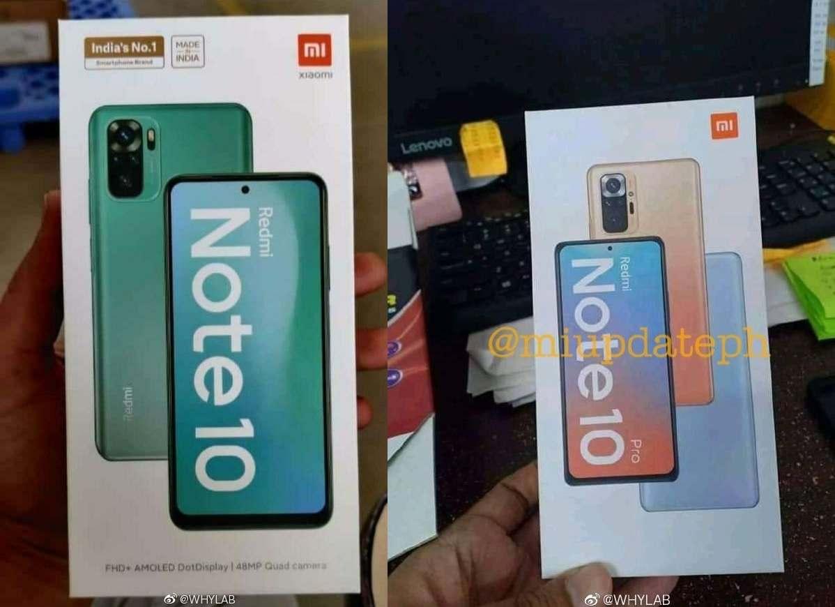 Xiaomi Redmi Note 10'un ilk gerçek görüntüleri sızdırıldı