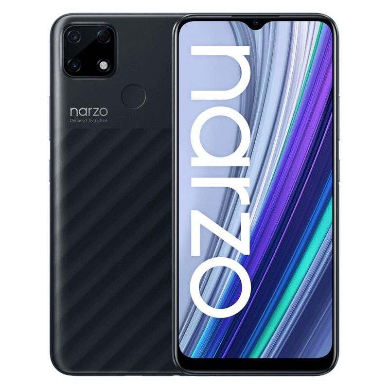 Realme Narzo 30 Pro 5G ve Realme Narzo 30A 5G ve 120 Hz ekran, Realme'nin yeni orta sınıf bütçe ekranına geliyor
