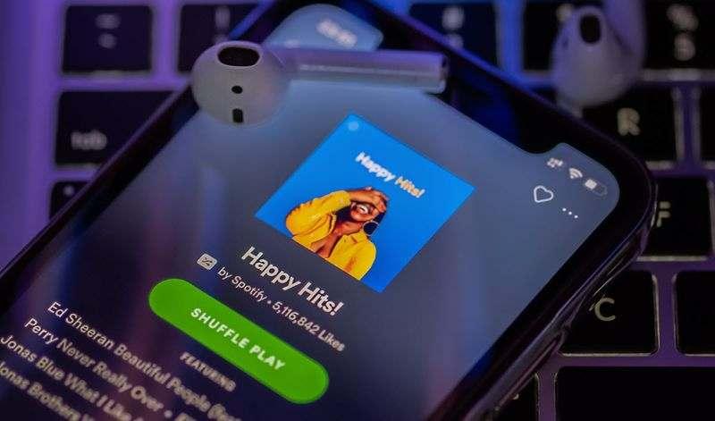 Spotify, şarkı sözlerini arkadaşlarla paylaşma seçeneği ekliyor