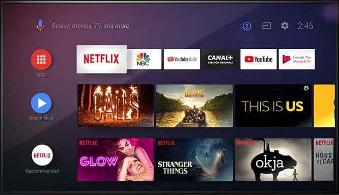 Google TV, cihazın akıllı özelliklerini devre dışı bırakan bir temel mod sunacak