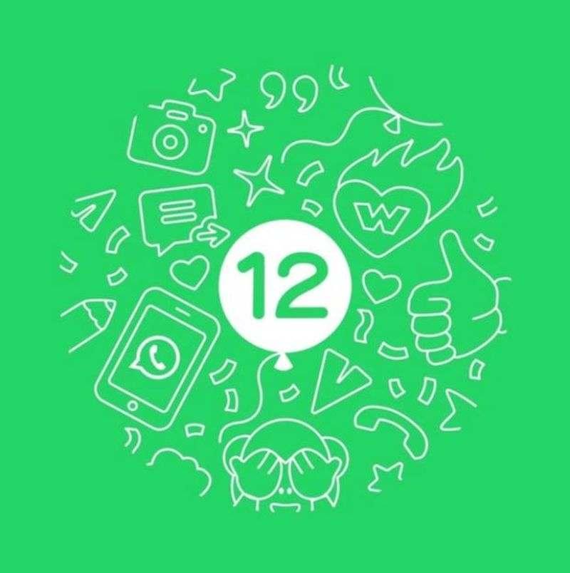 WhatsApp, rakamlarla övünen 12. yılını kutluyor