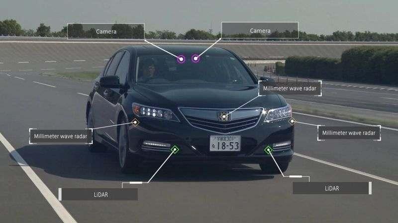 Seviye 3 otonomisine sahip ilk ticari otomobil Honda Efsanesi Bu Mart'ta Geliyor olacak ve Japonya'da çoktan izin aldı.