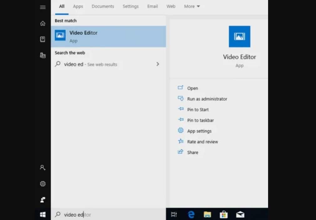 Windows 10'da video döndürme nasıl yapılır?
