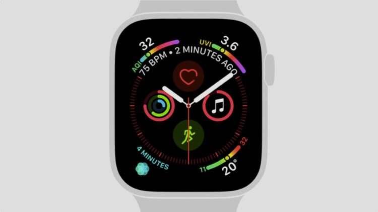 Apple Watch'ta saat kadranı indirme
