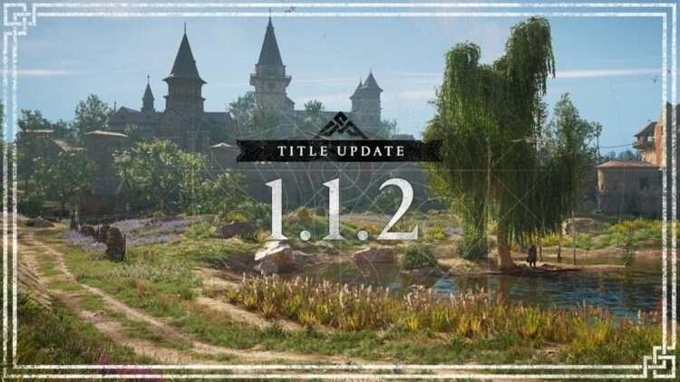 Assassin's Creed: Valhalla 1.1.2 güncellemesi yayınladı