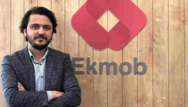 Ekmob, satış ekiplerinin yönetiminde İş Zekasını devreye sokuyor