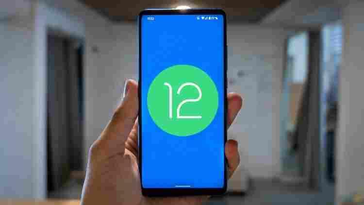 Android 12, gizli bir oyun araç çubuğu ile birlikte geliyor