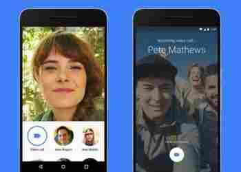 Adım adım Google Duo'da video görüşmesinde ekran paylaşma