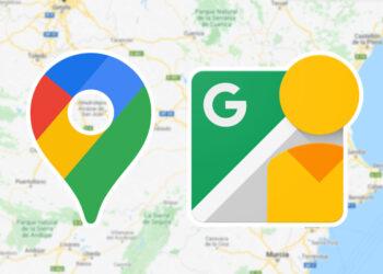 Google Haritalar'da ekranı bölme