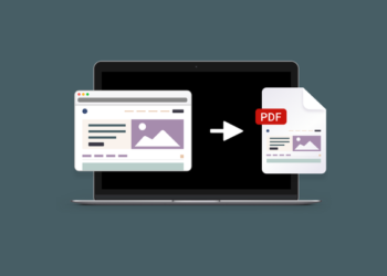 Mac'te bir web sayfasını PDF olarak kaydetme [Nasıl Yapılır]