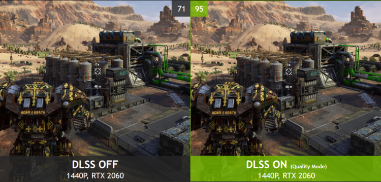 NVIDIA DLSS 2.0 teknolojisi, bir eklenti olarak Unreal Engine 4 geliştiricilerine sunuldu
