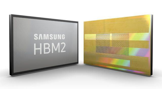 Samsung, yapay zeka işleme hızını artıran yeni bir HBM2 belleği duyurdu