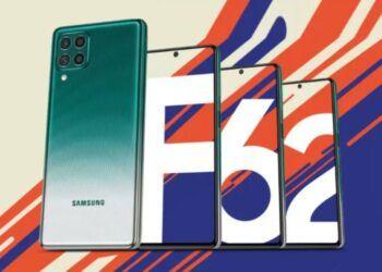 Samsung Galaxy F62 önümüzdeki hafta piyasaya sürülecek
