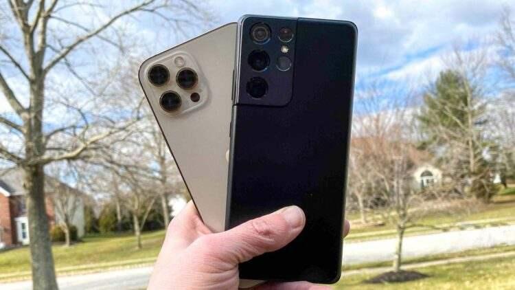 Samsung Galaxy S21 Ultra, düşme testinde iPhone 12 Pro Max'ten dayanıklı çıktı