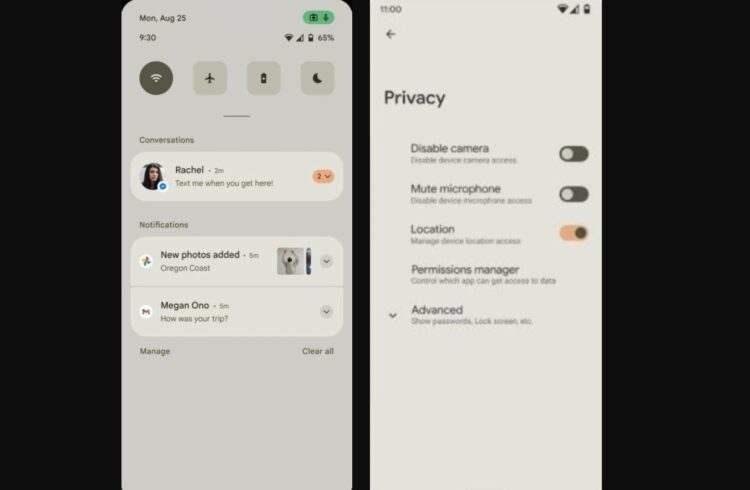 Android 12 özellikleri ile ilgili bildiğimiz her şey