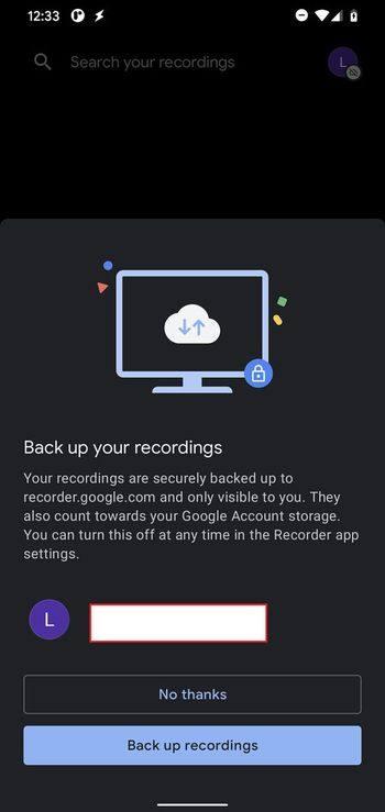 Google Recorder kayıtlarınıza artık web'den erişebilirsiniz