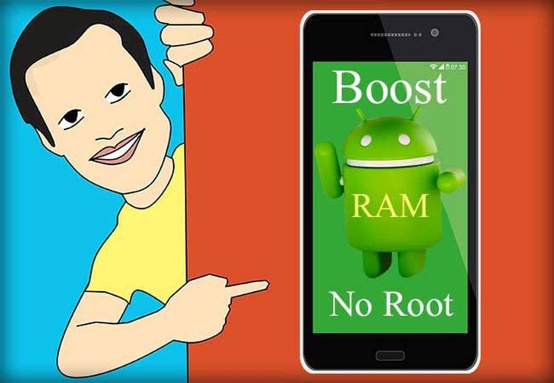 Akıllı telefonunuzun RAM'ini root olmadan nasıl hızlandırırsınız?