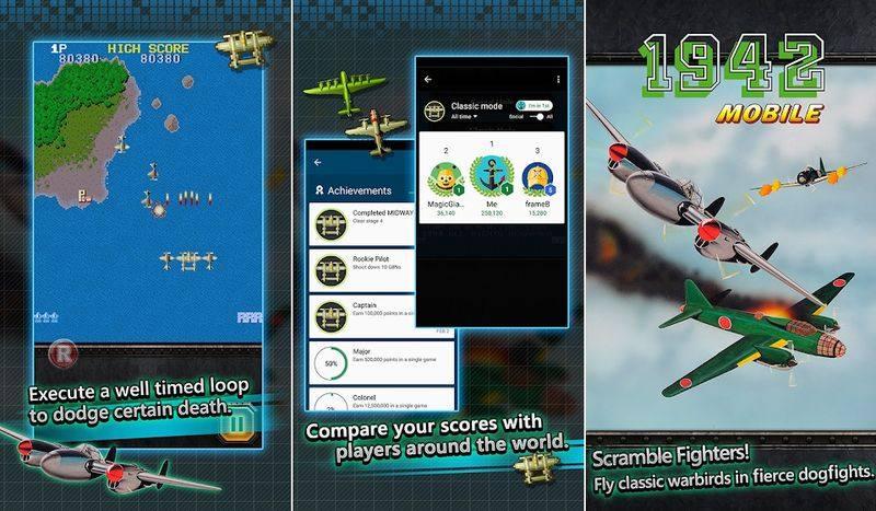 Android için 5 klasik atari ve konsol oyunu