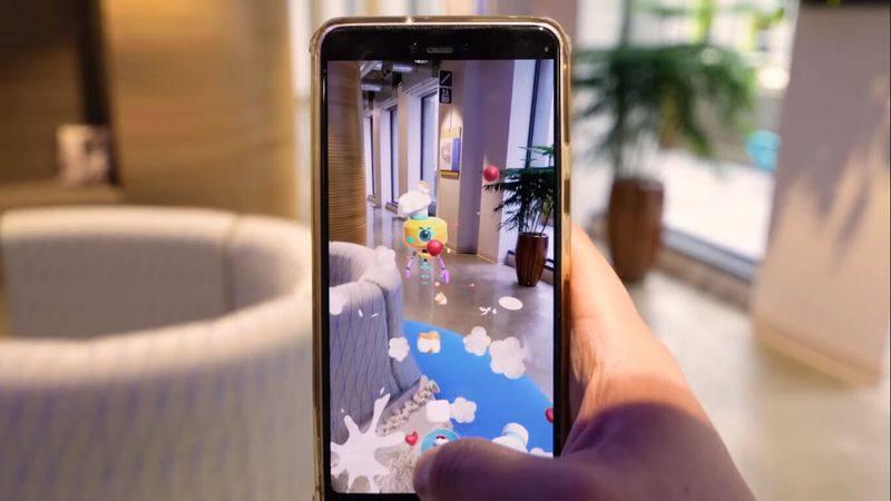 Google, ARCore artırılmış gerçekliği çift kamera desteğiyle geliştiriyor