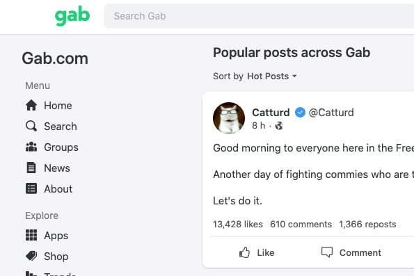 Gab saldırıya uğradı: Siber korsanlar 15 bin kullanıcı verisini sızdırmakla tehdit etti
