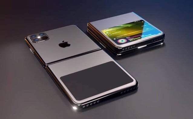 Bir YouTuber, katlanabilir bir iPhone'un esnek bir AMOLED ekran kullanarak nasıl görüneceğini gösterir.