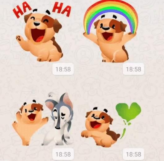 WhatsApp, özel animasyonlu çıkartma paketlerini içe aktarmamıza izin verecek