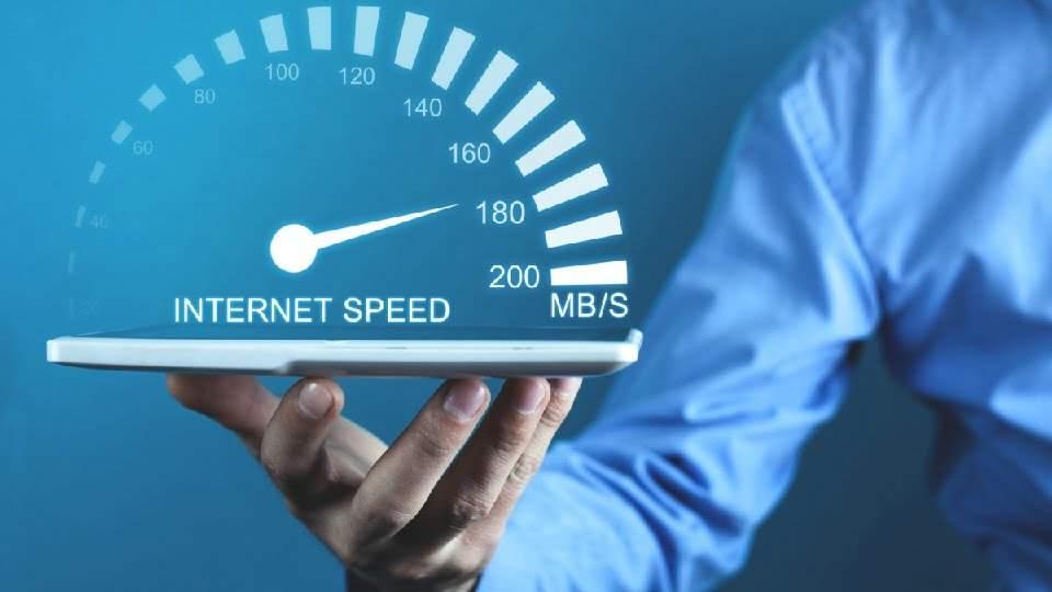 Adım adım Windows 10 görev çubuğunda internet hızı gösterme
