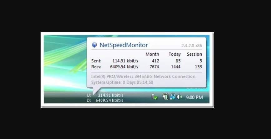 Windows 10 görev çubuğunda internet hızı gösterme [Nasıl Yapılır]