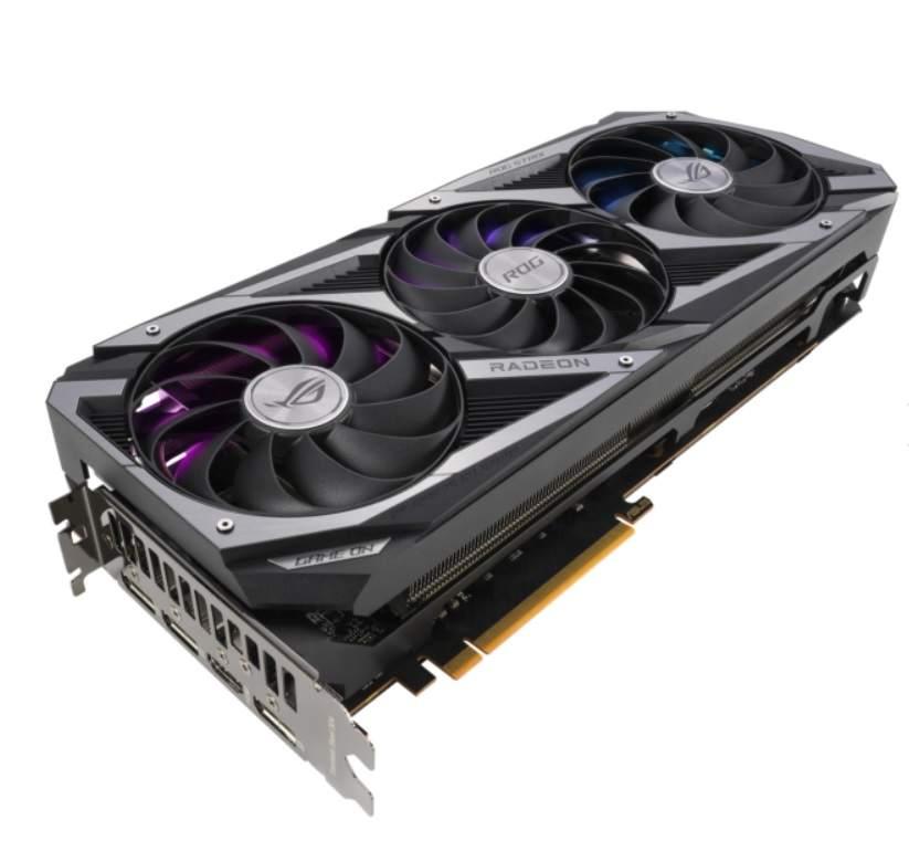 ASUS, özel Radeon RX 6700 XT GPU'larını sunar