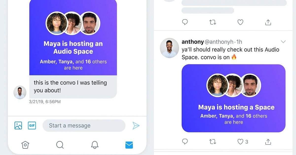 Twitter Spaces nasıl kullanılır?