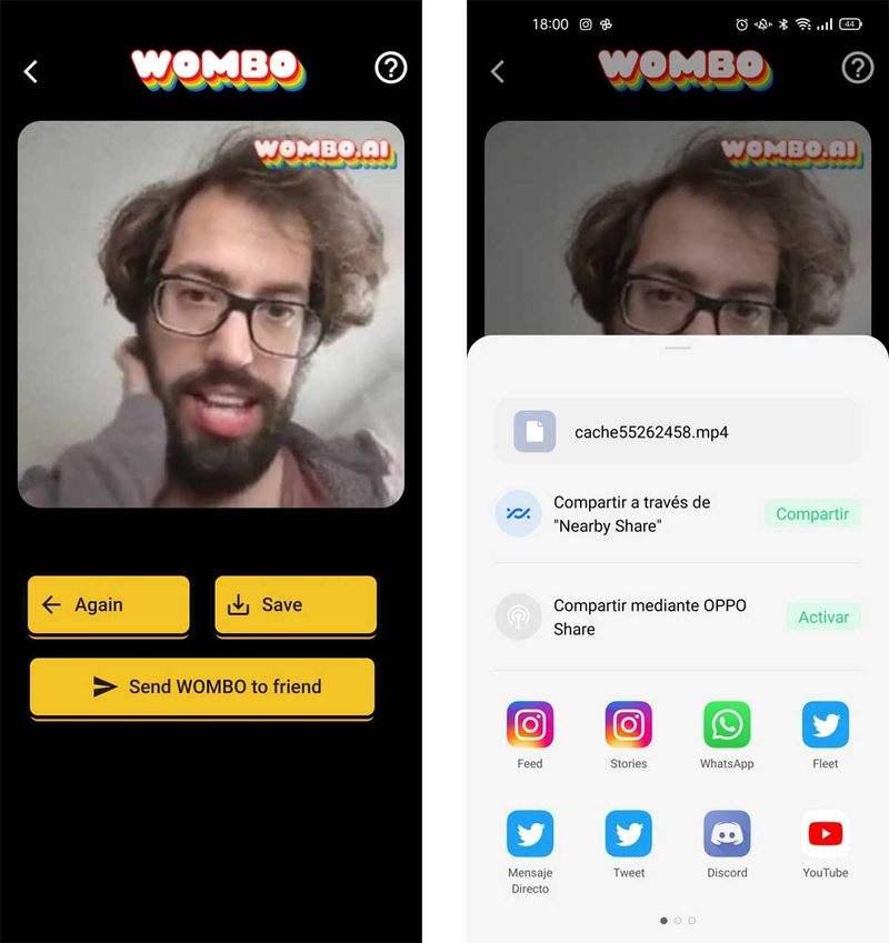 Wombo.ai uygulaması nasıl indirilir ve kullanılır?
