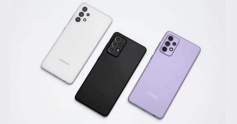 Samsung Galaxy A52: Dünyanın en çok satan Android'i akıcı bir ekran görünümüne kavuşuyor