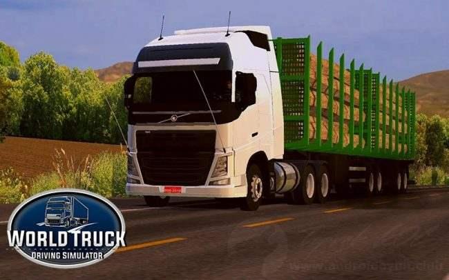 Android için en iyi ücretsiz kamyon simülatörü oyunları