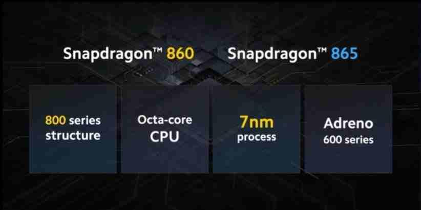 Qualcomm Snapdragon 860, POCO X3 Pro ile görücüye çıktı