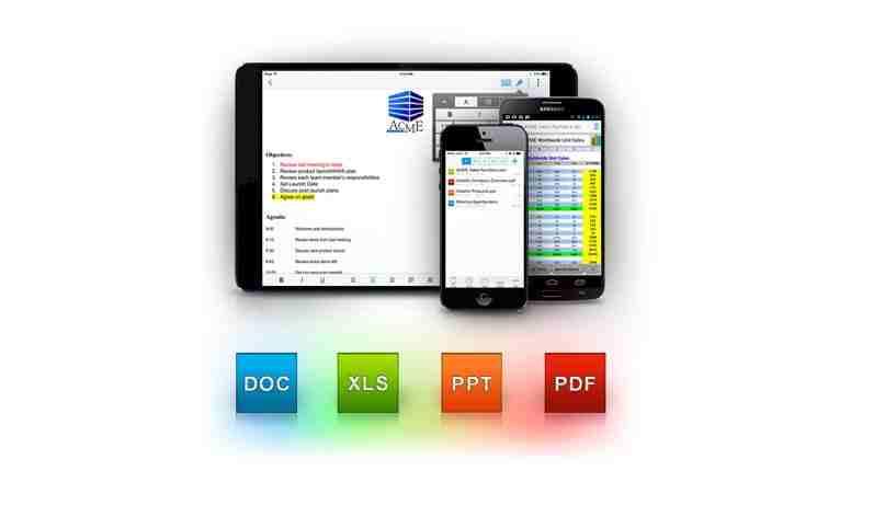 Android için en iyi Microsoft Office Word alternatifleri