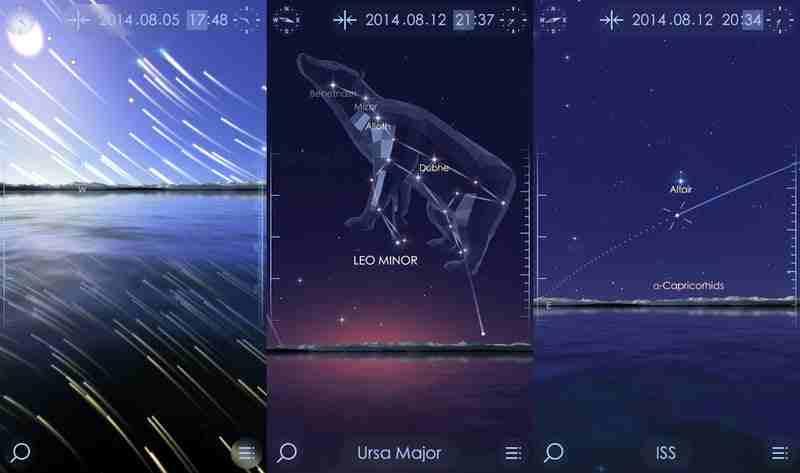 2021'deki en iyi yıldız izleme mobil uygulamaları