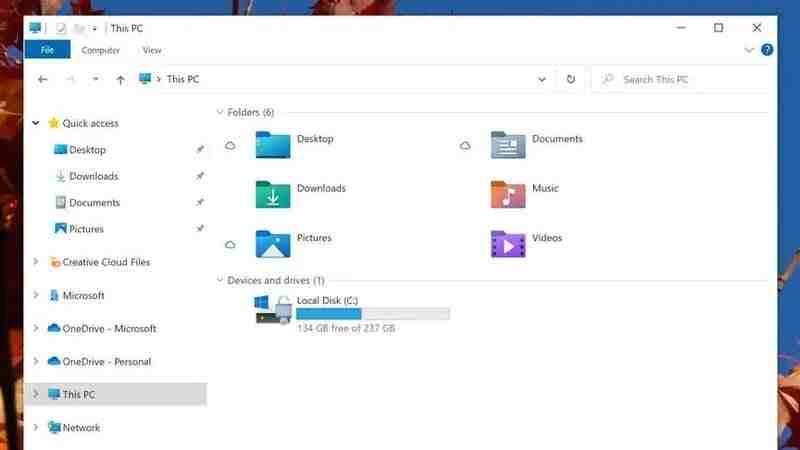 Yeni Windows 10 simgeleri: Microsoft daha renkli bir tasarım sunuyor